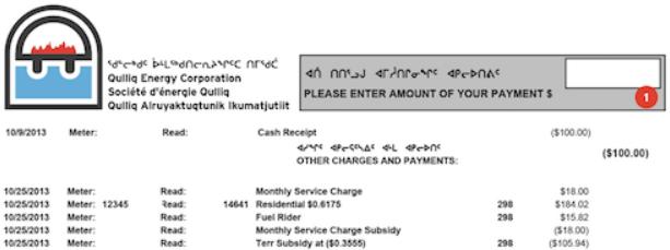 Qulliq Energy Corporation Power Bill