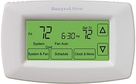 Honeywell Programmable Thermostat Basic