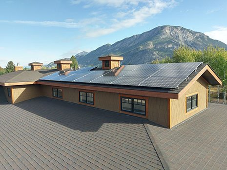 Solar Power British Columbia