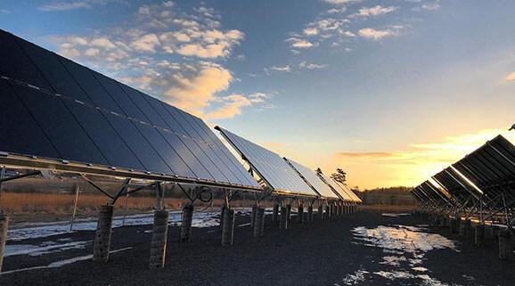 Solar Power New Brunswick