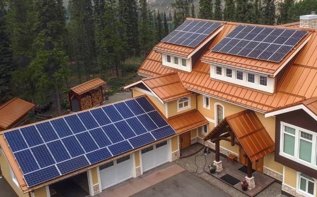 Solar Power Northwest Territories