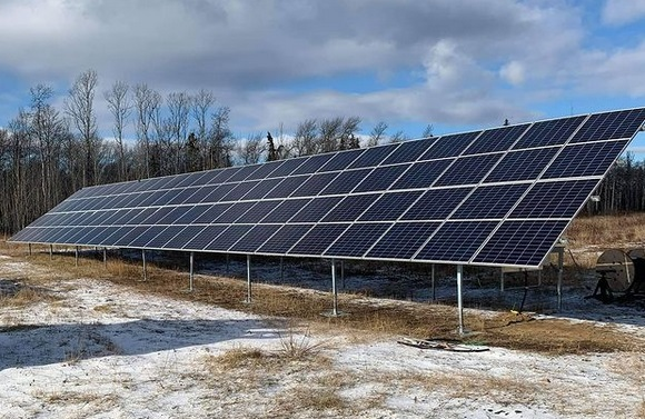 Solar Power Yukon