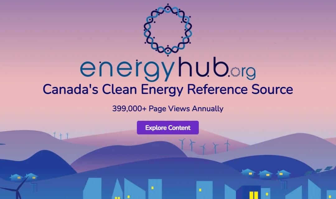 energyhub.org Webiste Background